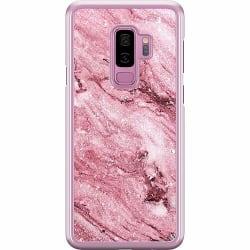 Samsung Galaxy S9+ Hard Case (Transparent) Rosa