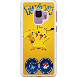 Samsung Galaxy S9 Hard Case (Vit) Pokemon
