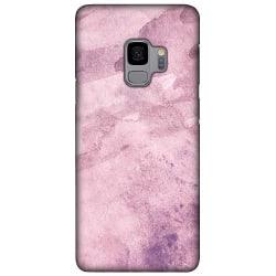 Samsung Galaxy S9 LUX Mobilskal (Matt) Lavender Watermark
