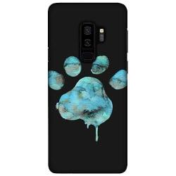Samsung Galaxy S9+ LUX Mobilskal (Matt) Paw