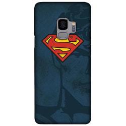 Samsung Galaxy S9 LUX Mobilskal (Matt) Superman