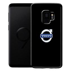 Samsung Galaxy S9 Soft Case (Svart) Volvo
