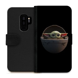 Samsung Galaxy S9+ Wallet Case Baby Yoda