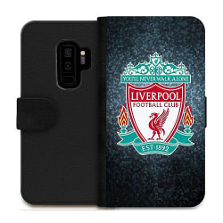 Samsung Galaxy S9+ Wallet Case Liverpool