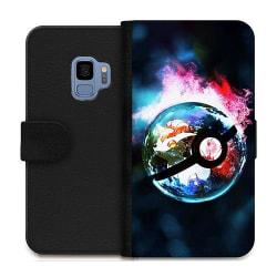 Samsung Galaxy S9 Wallet Case Pokemon