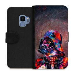 Samsung Galaxy S9 Wallet Case Star Wars