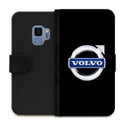 Samsung Galaxy S9 Wallet Case Volvo