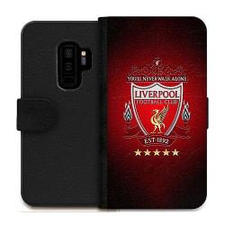 Samsung Galaxy S9+ Wallet Case Liverpool