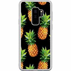 Samsung Galaxy S9+ Soft Case (Frostad) Ananas