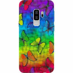 Samsung Galaxy S9+ Thin Case Flying Rainbow Is Free