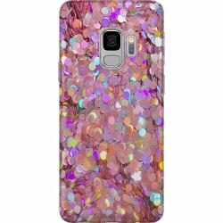 Samsung Galaxy S9 Thin Case Glitter