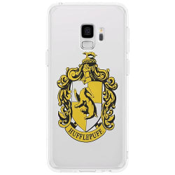 Samsung Galaxy S9 Thin Case Harry Potter - Hufflepuff
