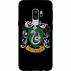 Samsung Galaxy S9+ Thin Case Harry Potter - Slytherin