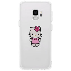 Samsung Galaxy S9 Thin Case Hello Kitty