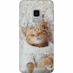 Samsung Galaxy S9 Thin Case Katt