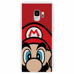 Samsung Galaxy S9 Thin Case Mario