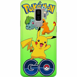 Samsung Galaxy S9+ Thin Case Pokemon