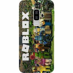 Samsung Galaxy S9+ Thin Case Roblox