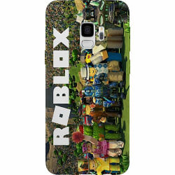 Samsung Galaxy S9 Thin Case Roblox