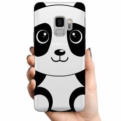 Samsung Galaxy S9 TPU Mobilskal Panda