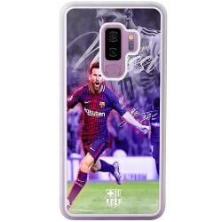 Samsung Galaxy S9+ Soft Case (Frostad) Messi