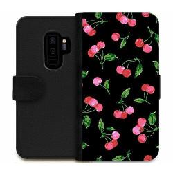 Samsung Galaxy S9+ Wallet Case Cherry
