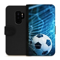 Samsung Galaxy S9+ Wallet Case Fotboll