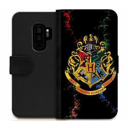 Samsung Galaxy S9+ Wallet Case Harry Potter