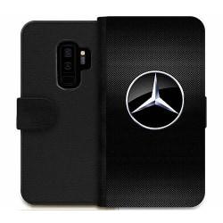 Samsung Galaxy S9+ Wallet Case Mercedes
