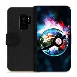 Samsung Galaxy S9+ Wallet Case Pokemon