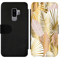 Samsung Galaxy S9+ Wallet Slim Case Gold