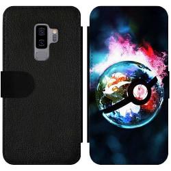 Samsung Galaxy S9+ Wallet Slim Case Pokémon GO