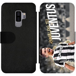 Samsung Galaxy S9+ Wallet Slim Case Ronaldo