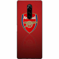 Sony Xperia 1 Mjukt skal - Arsenal