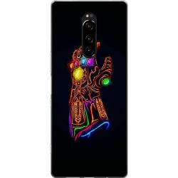 Sony Xperia 1 Mjukt skal - Fortnite Thanos