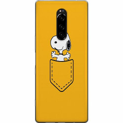 Sony Xperia 1 Mjukt skal - Pocket Snoop