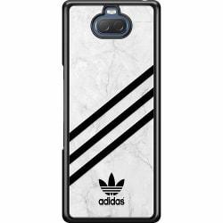 Sony Xperia 10 Hard Case (Svart) Fashion