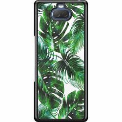 Sony Xperia 10 Hard Case (Svart) Löv