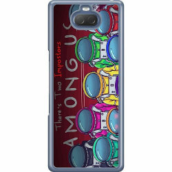 Sony Xperia 10 Hard Case (Transparent) Among Us