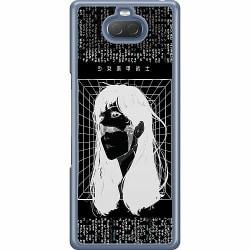 Sony Xperia 10 Hard Case (Transparent) Cyberpunk 2077