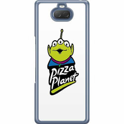 Sony Xperia 10 Hard Case (Transparent) Pizza Planet
