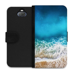 Sony Xperia 10 Plus Wallet Case Beach Please