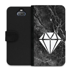 Sony Xperia 10 Plus Wallet Case Diamond