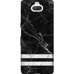 Sony Xperia 10 Plus Thin Case Marmor
