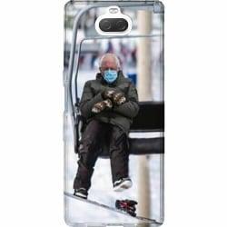 Sony Xperia 10 Thin Case Bernie Sanders Meme