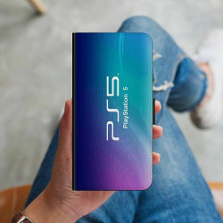 OnePlus 8 Plånboksskal PS5