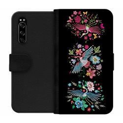 Sony Xperia 5 Wallet Case Birdie