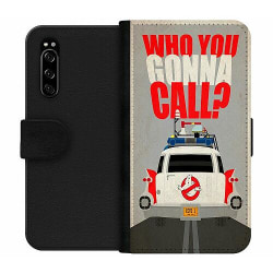 Sony Xperia 5 Wallet Case Ghostbusters