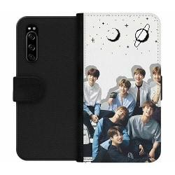 Sony Xperia 5 Wallet Case K-POP BTS