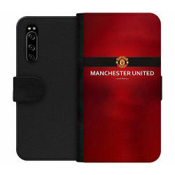 Sony Xperia 5 Wallet Case Manchester United